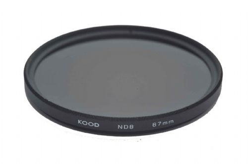 Kood ND8 (3 Stop) Filter Slim Frame 67mm